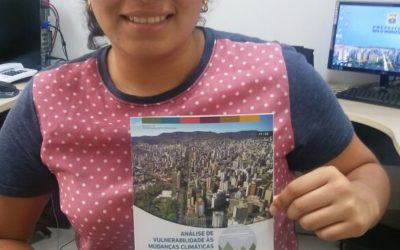 Trabalho Voluntário na Prefeitura de Belo Horizonte