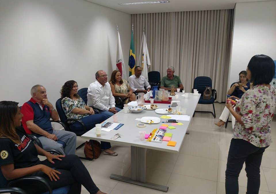 Reunião de revisão de Planejamento Estratégico – 2017